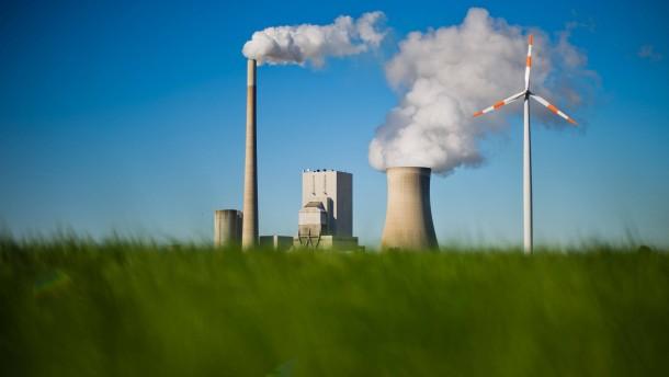 Europäische Fabriken und Kraftwerke werden klimafreundlicher