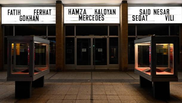 Angehörige von Opfern entsetzt über Filmprojekt