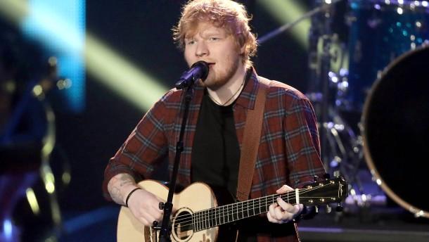 Deswegen soll die Feldlerche für Ed Sheeran weichen