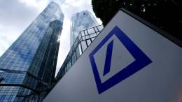 Deutsche Bank streicht rund 18.000 Stellen