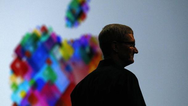Die Apple-Show