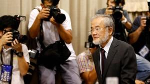 Yoshinori Ohsumi bekommt Nobelpreis für Medizin