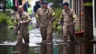 Der schlimmste Regen seit 1000 Jahren