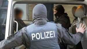Razzia gegen Organisierte Kriminalität auch in Hessen
