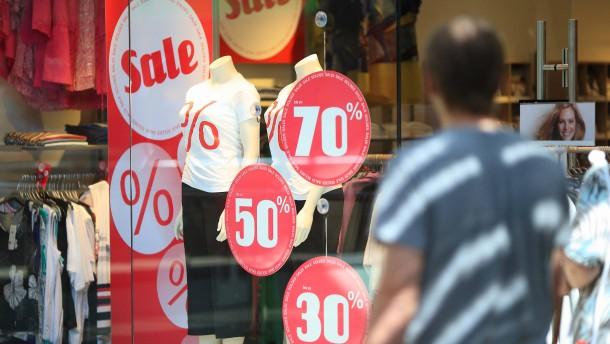 Wo bleibt die Inflation?