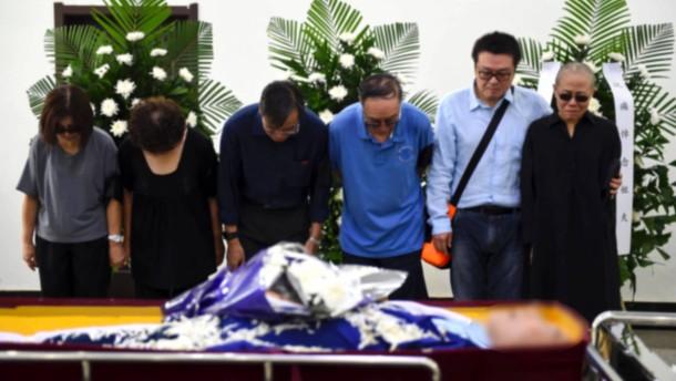 Leiche von Liu Xiaobo eingeäschert