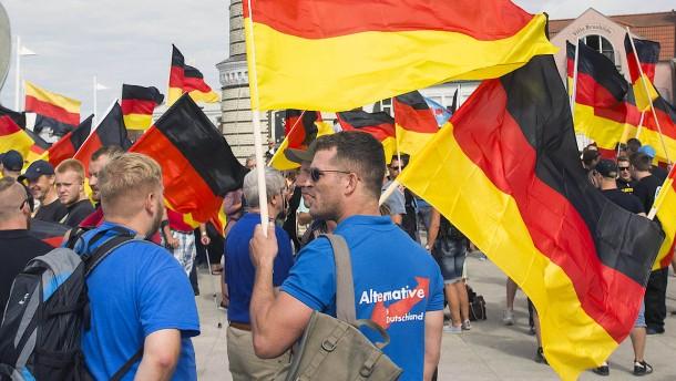 Wo die AfD die Linke überholt