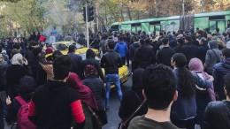 Rohani fordert Freilassung aller Studenten