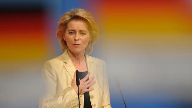FDP verärgert über Verhalten von der Leyens