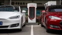 Tesla-Großaktionäre auf Verkaufskurs
