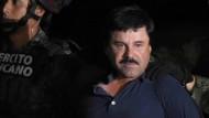 El Chapo gefasst