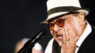 Jazz-Sänger Al Jarreau beim 50. Montreux Jazz Festival in der Schweiz (Archivbild aus dem Jahr 2016)
