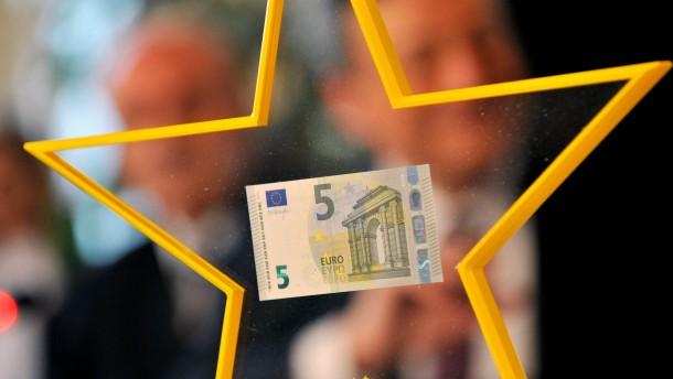Das Damoklesschwert der Euroaufwertung