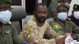 Militärjunta stimmt Bildung einer Übergangsregierung zu