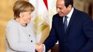 Deutschland und Ägypten verstärken Zusammenarbeit