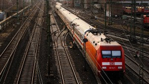 Bahn liegt im Europa-Vergleich hinten