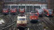 Lokführer wollen flächendeckend streiken