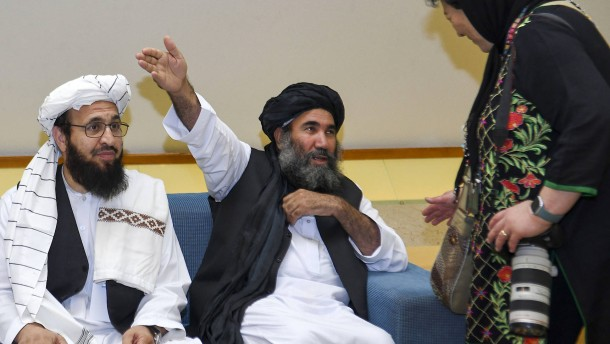 Leben mit den Taliban?