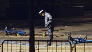 Attentäter will IS-Fahne im Krankenzimmer aufhängen