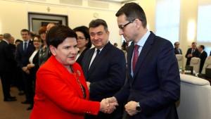 Polens Regierungschefin Szydlo tritt zurück