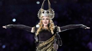 Madonna ist bestbezahlte Musikerin der Welt