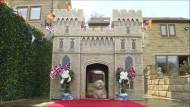 Schloss Windsor als Hundehütte