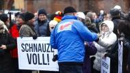 Cottbus: Wo rechtsradikale Gruppen eine Volksrevolte starten wollen.