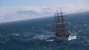 Ende einer Seefahrt