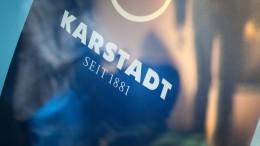 Karstadt steigt ins Logistikgeschäft ein