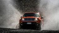 Hoppla, da bin ich: der Jeep Renegade betritt den Markt und hat das Zeug, die kleine SUV-Klasse aufzumischen.