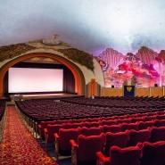 Derzeit sind weltweit die Kinosäle leer. Es steht zu fürchten, dass es nach dem Ende der Pandemie selbst in den prächtigsten – wie hier dem Catalina Island Casino – so bleiben wird.