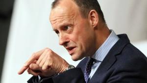 """Merz sieht SPD """"in der letzten suizidalen Phase"""""""