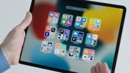 Wenn sich das iPad eng ans Macbook kuschelt