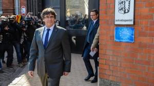 Spaniens Oberste Richter kritisieren deutsche Justiz