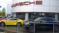 Porsche weist Bericht über zu hohe Abgaswerte zurück