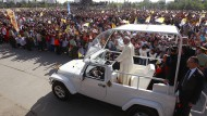 Papst begeistert- mit Ausnahmen