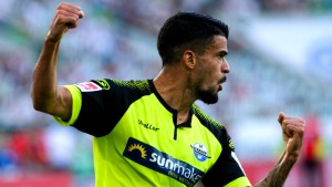Aufsteiger Paderborn mit Willen und Mut