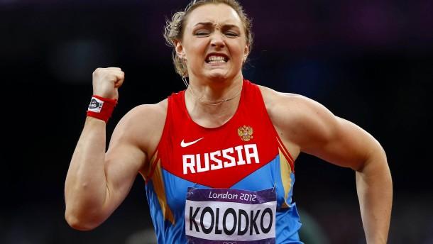 Fünf russische Athleten gestehen Doping