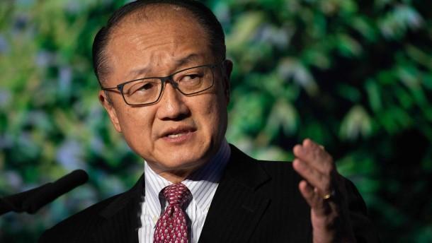 Weltbank-Präsident kündigt überraschend seinen Rücktritt an