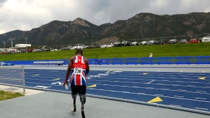Paralympics in Uniform