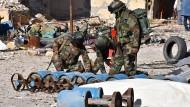 Kämpfe im geteilten Aleppo dauern an
