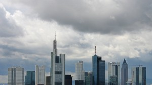 Bundeskanzlerin Merkel verhalten optimistisch