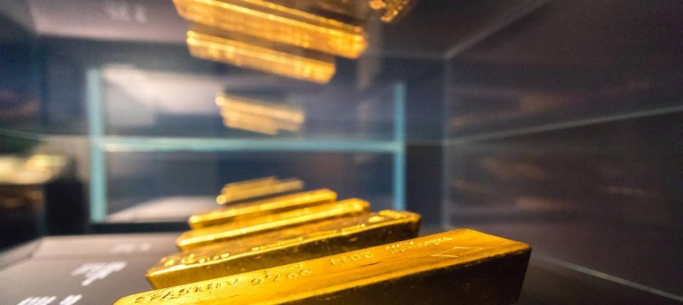 Sonderausstellung Zeigt Goldschatz Der Bundesbank
