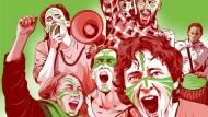 Sie fühlten sich von der Politik nicht ernst genommen: Aufstand der jungen Grünen