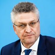 Deutschlands oberster Seuchenbekämpfer: Lothar Wieler