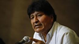 Evo Morales vor Rückkehr nach Bolivien?
