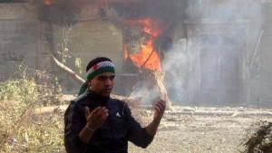 Arabische Liga dringt auf Ende der Gewalt