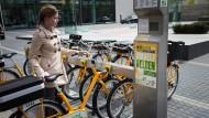 Fahrrad-Verleihsystem soll 2017 starten