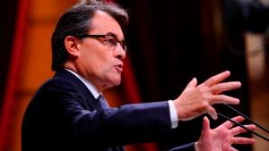 Katalonien will volle Steuerhoheit