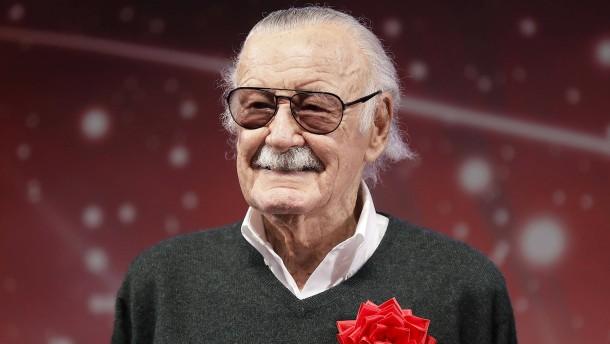 Kult-Comicautor Stan Lee ist tot